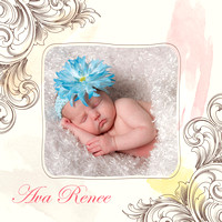 Birth Announcement Side1 5x5